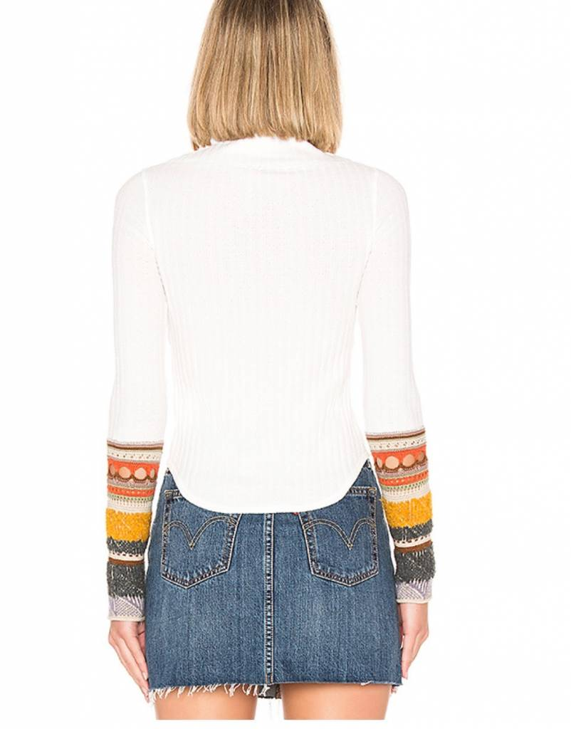 Tribal Cuff Top