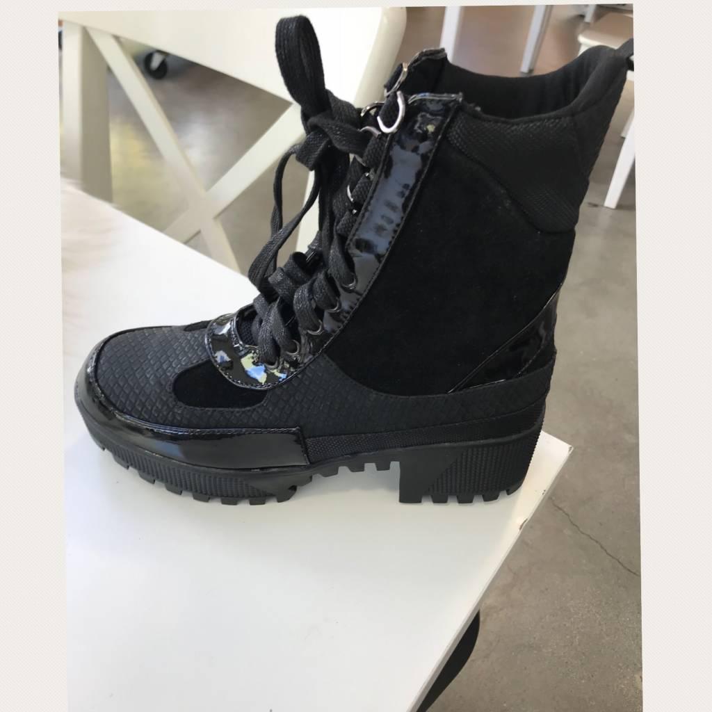 Commander Combat Boots