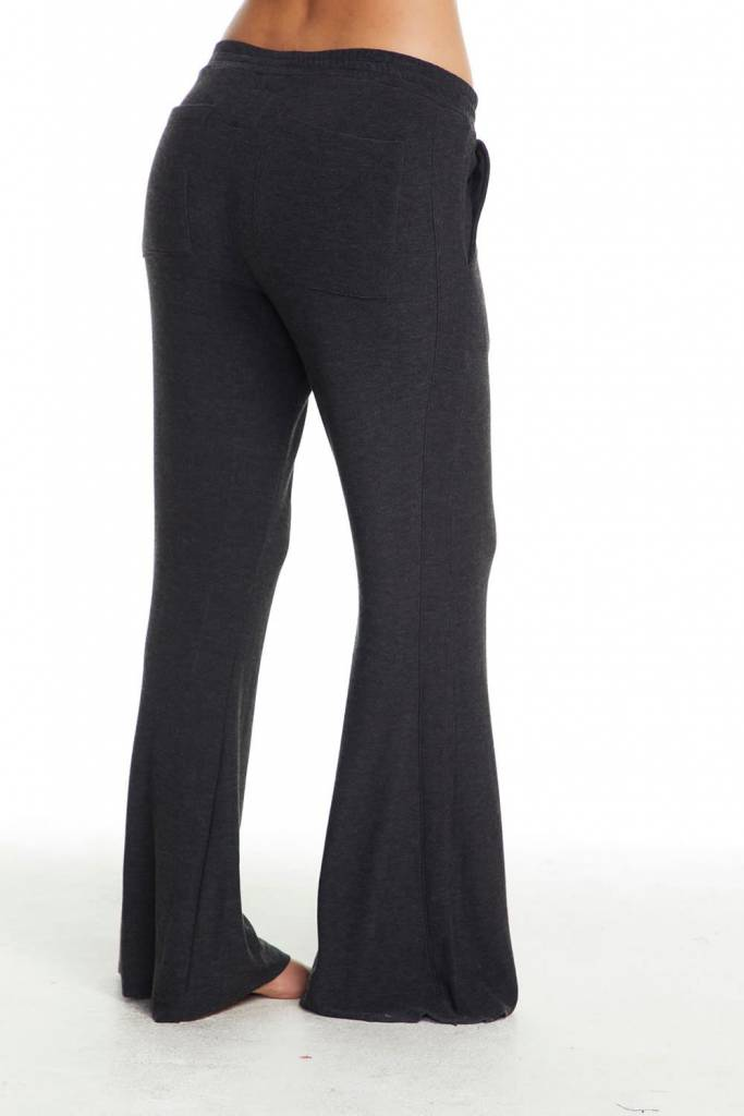 Cozy Knit Wide Leg Pant with Pockets