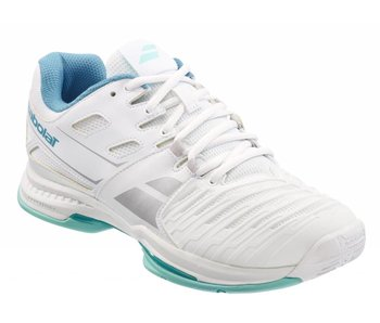 Babolat SFX2 All Court White/Blue Women's
