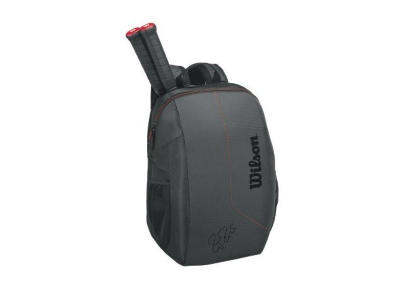 Wilson Fed Team Backpack Black/Red