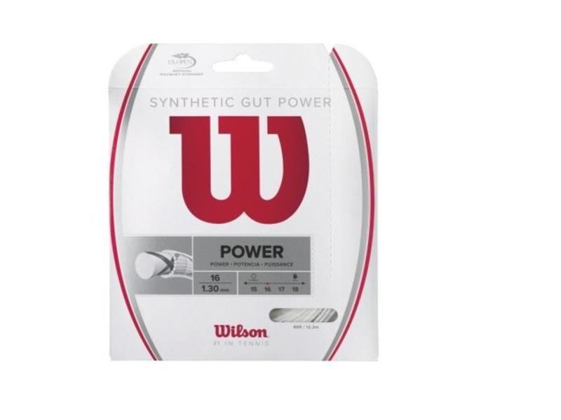 Wilson Synthetic Gut Power
