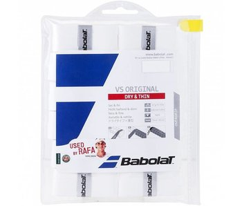Babolat VS ORIGINAL X12 Overgrip Pack