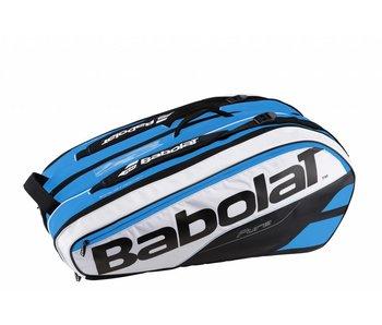 Babolat Racket Holder x12 Pure Blue/White