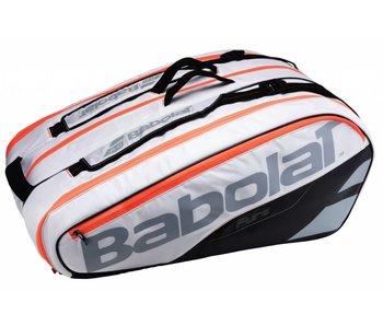 Babolat Racket Holder x12 Pure White