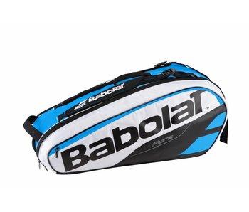 Babolat Racket Holder x6 Pure Blue/White