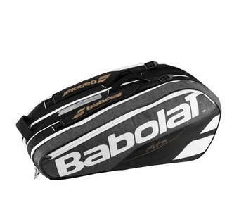 Babolat Racket Holder x9 Pure Grey