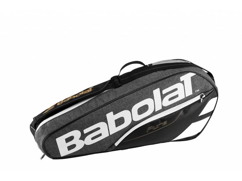 Babolat Racket Holder x3 Pure Grey