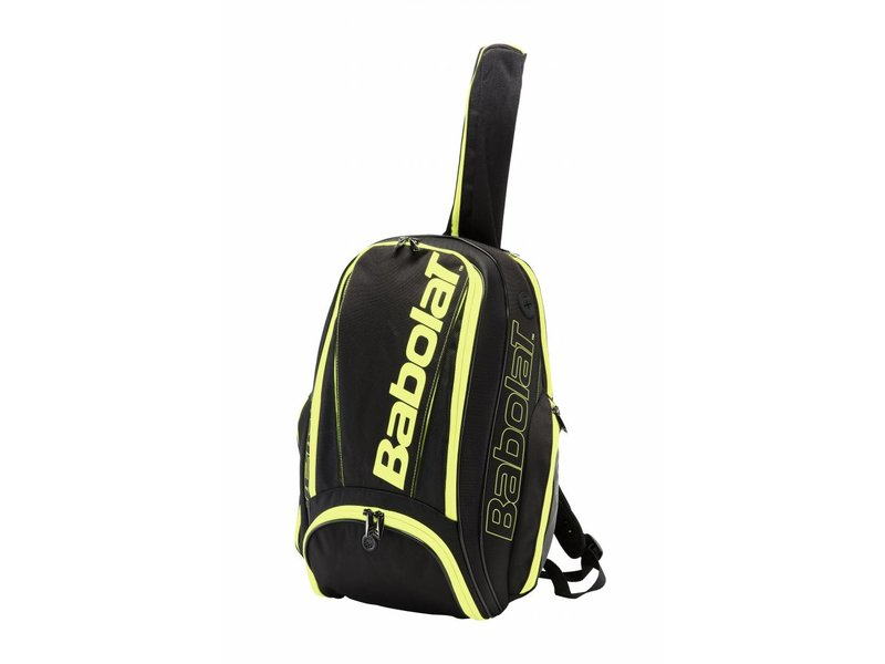 Babolat Pure Aero Backpack Black/Yellow