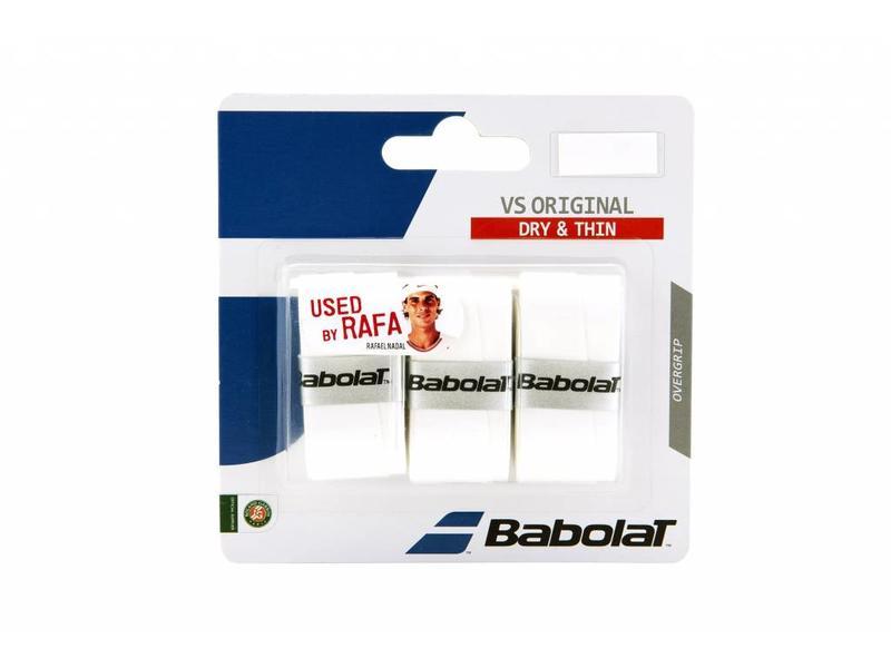 Babolat VS Original Overgrip 3 pack