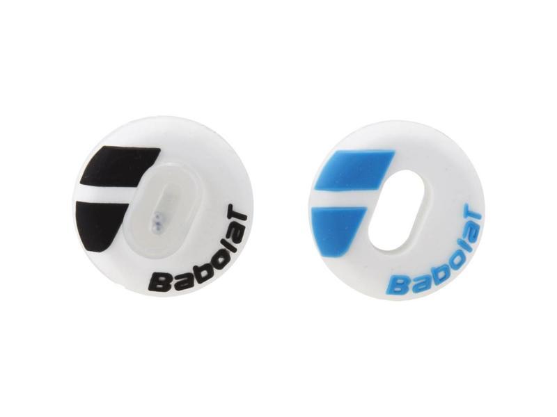 Babolat Custom Dampener White Blue