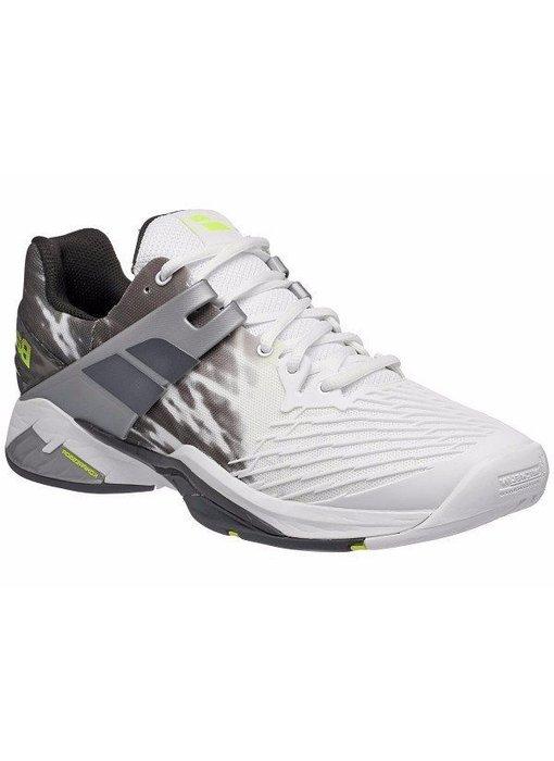 Babolat Propulse Fury White/Black Men's Shoes