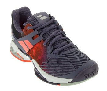 Babolat Propulse Fury Purple/Pink Women's Shoes