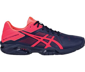 Asics Gel Solution Speed 3 Indigo/Pink Women's Shoes