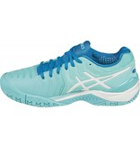 Asics Gel Resolution 7 Aqua Splash/Wht/Diva Blue Women's Shoe