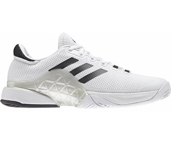 Adidas Barricade 17 White/Grey Men's Shoe