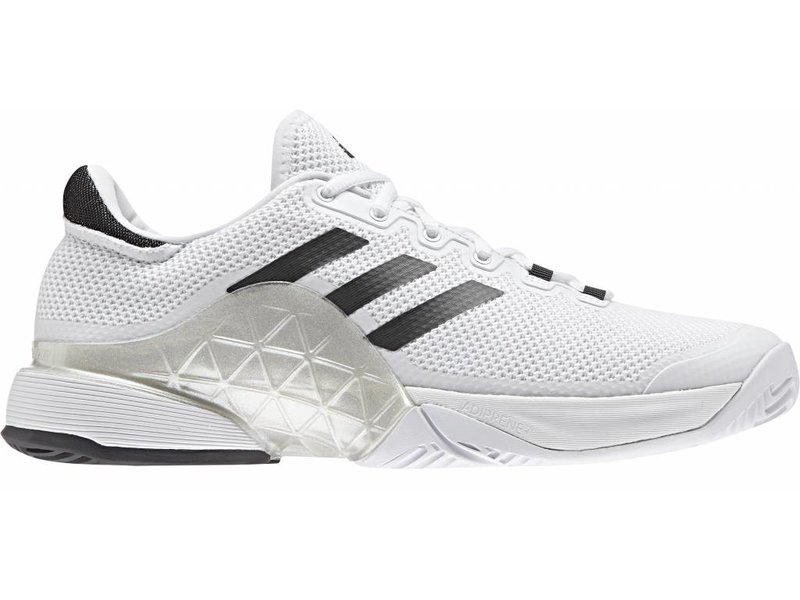 Adidas Barricade 17 White/Grey Men's Shoe