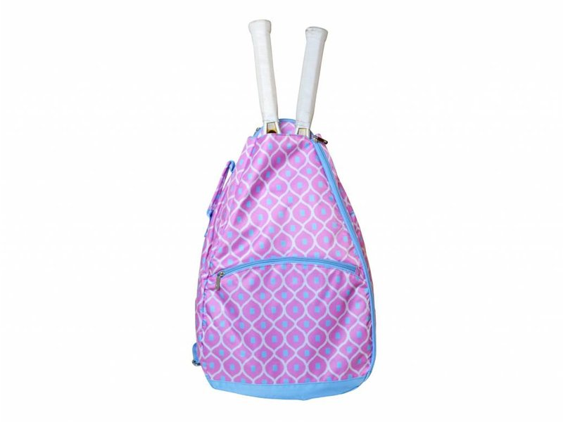All For Color Tennis Backpack Good Catch