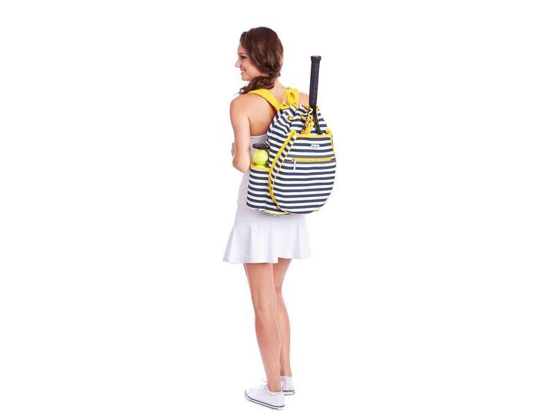 Ame & Lulu Kingsley Tennis Backpack Tilly