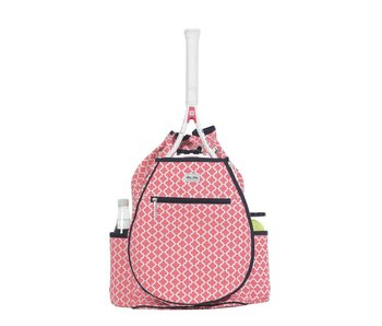 Ame & Lulu Kingsley Tennis Backpack Clover