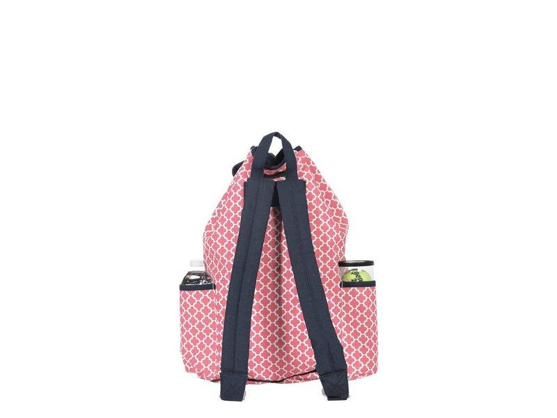 Ame & Lulu Kingsley Tennis Backpack Clover