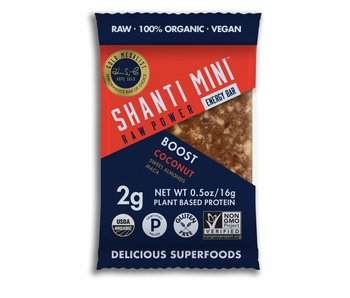 Shanti Bar Coconut Boost Mini