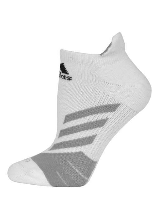 Adidas Traxion Climalite No Show Tennis Sock
