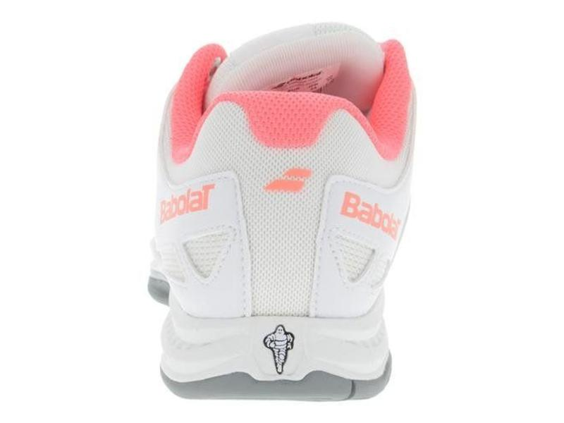 Babolat SFX2 All Court White/Pink Women's Shoes