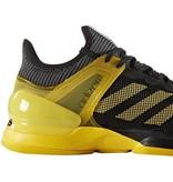 Adidas Adizero Ubersonic Scarpa 2 Nero / Uomini Gialli Di il4QJC6
