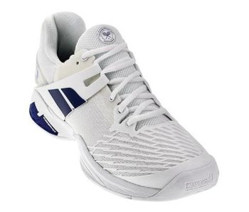 Babolat Propulse Fury AC Wimbledon White/Navy Men's Shoes