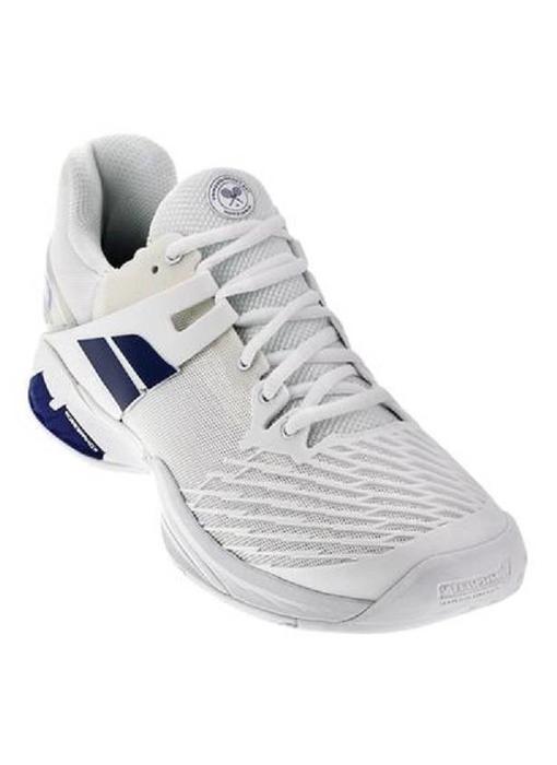 Babolat Propulse AC Wimbledon White/Navy Men's Shoes