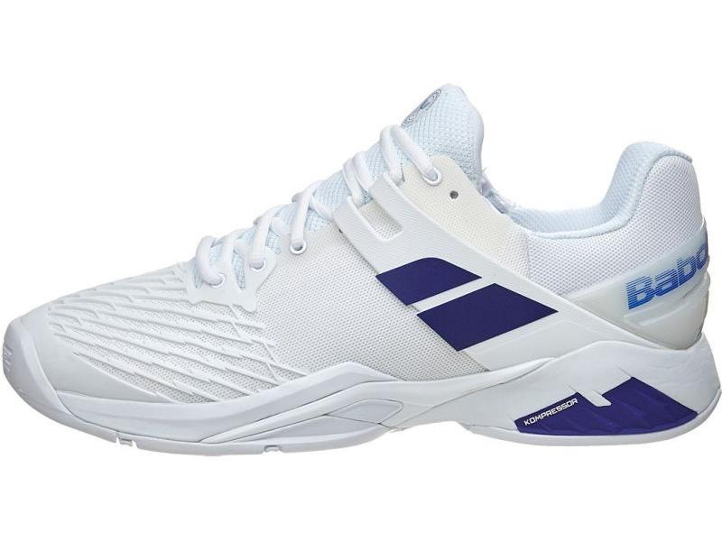 Babolat Propulse AC Wimbledon White/Navy Men's Shoes