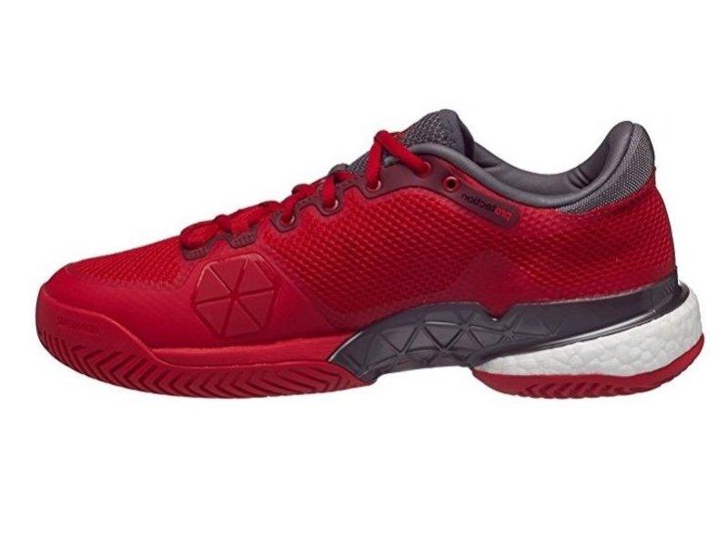 Adidas Barricade 2017 Boost Red/Black