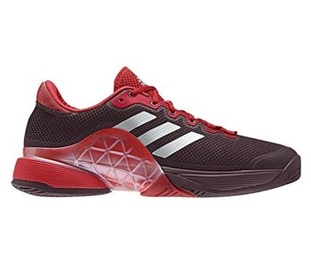 Adidas Barricade 2017 Bur/Silv Men's Shoe