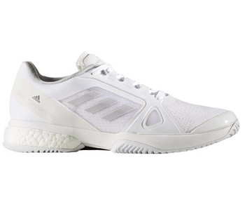 Adidas Stella Barricade BOOST 2017 Wh/Gy Women's Shoes