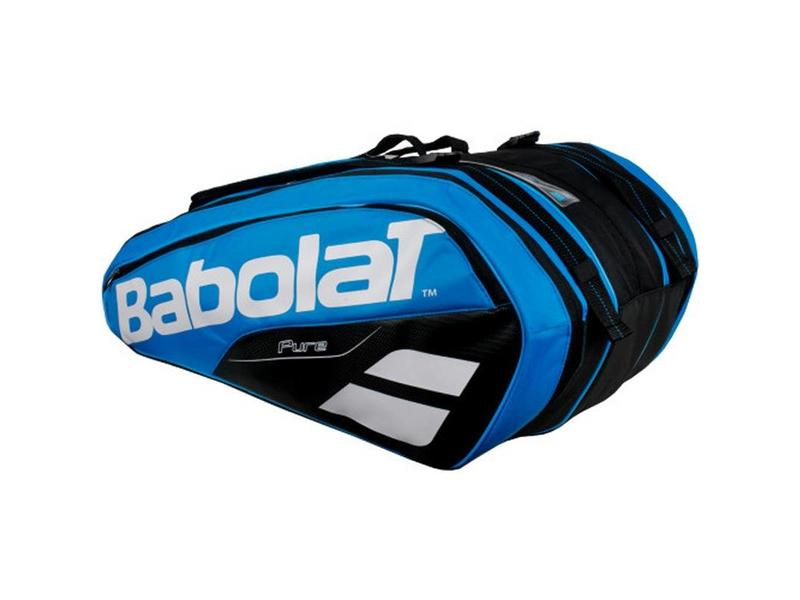 Babolat Pure Drive Blue 12 Pack Bag 2018