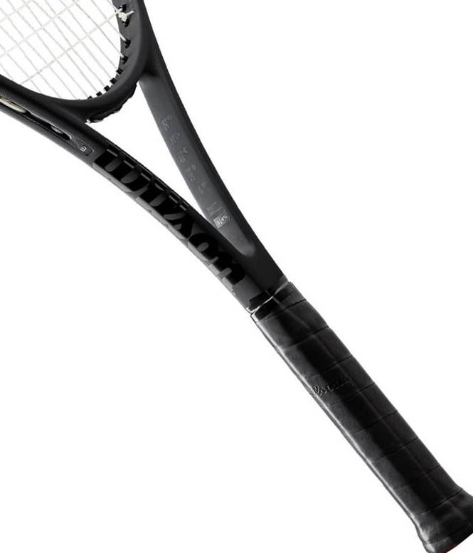 wilson pro staff 97 countervail black tennis racquet. Black Bedroom Furniture Sets. Home Design Ideas