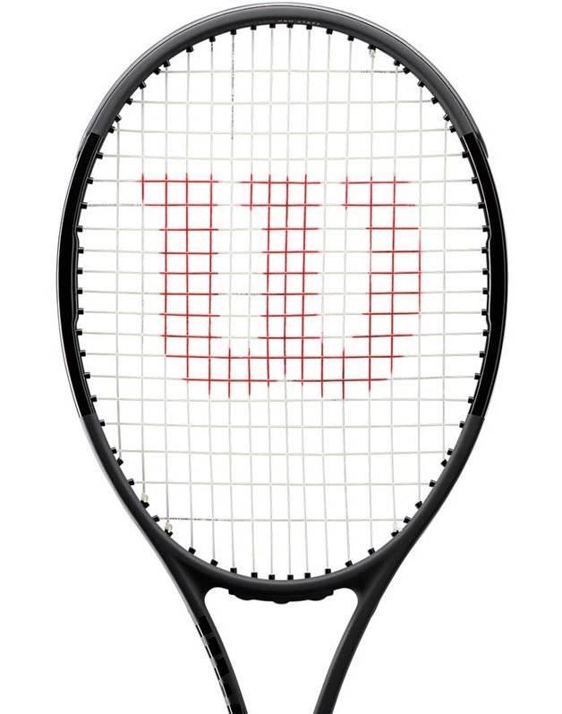 Wilson Pro Staff 97L Countervail Black Tennis Racquet - Tennis