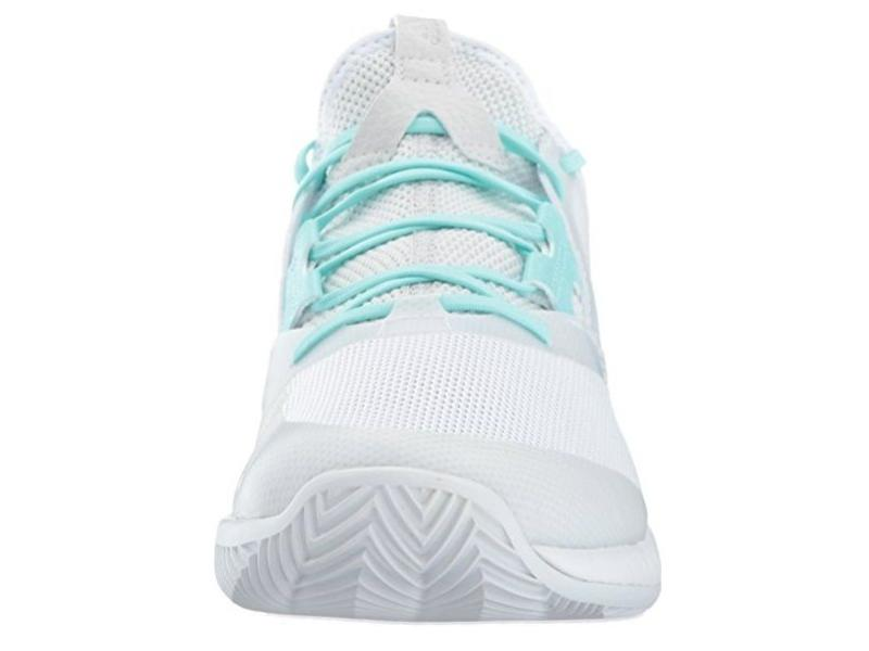 Adidas Adizero Defiant Bounce White/Grey Women's Shoes