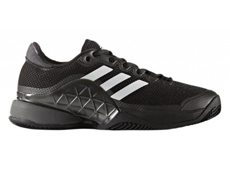 Adidas Barricade 2017 Clay Black Men's Shoe