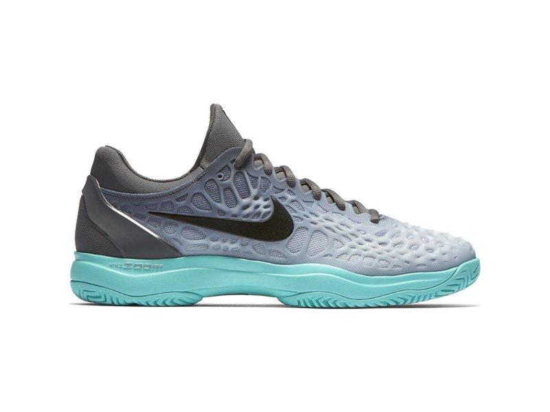Nike Zoom Cage 3 HC Grey/Green Men's Shoe