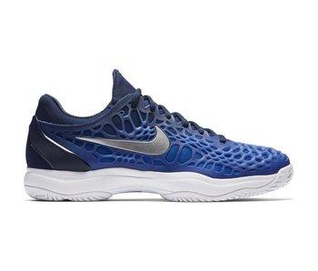 Nike Zoom Cage 3 HC Navy/Silver Men's Shoe