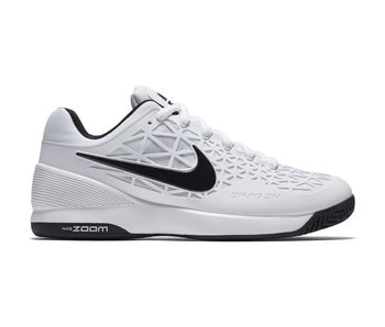 Nike Zoom Cage 2 White/Black Men's Shoe