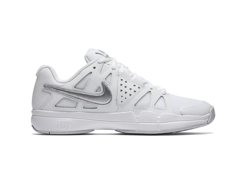 Nike Air Vapor Advantage White/Grey/Silver Women's shoe