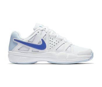 Nike Air Vapor Advantage White/Ice Blue Women's Shoe