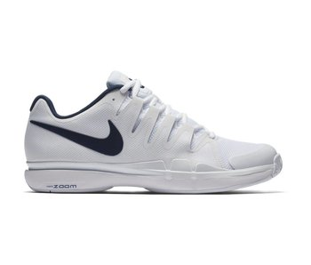 Nike Zoom Vapor 9.5 Tour White/Navy Men's Shoe