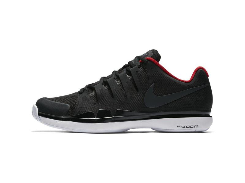 Nike Zoom Vapor 9.5 Tour Black/Red Men's Shoe