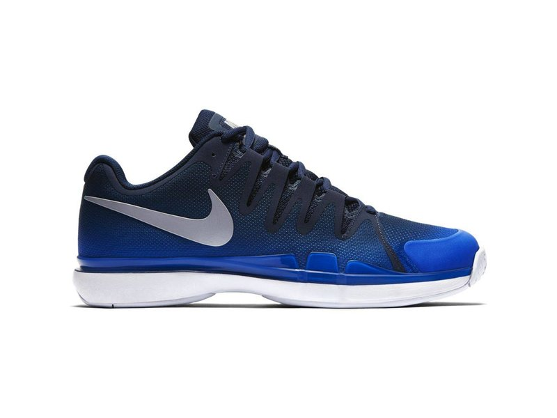 Nike Zoom Vapor 9.5 Tour Midnight Navy/Silver Men's Shoe