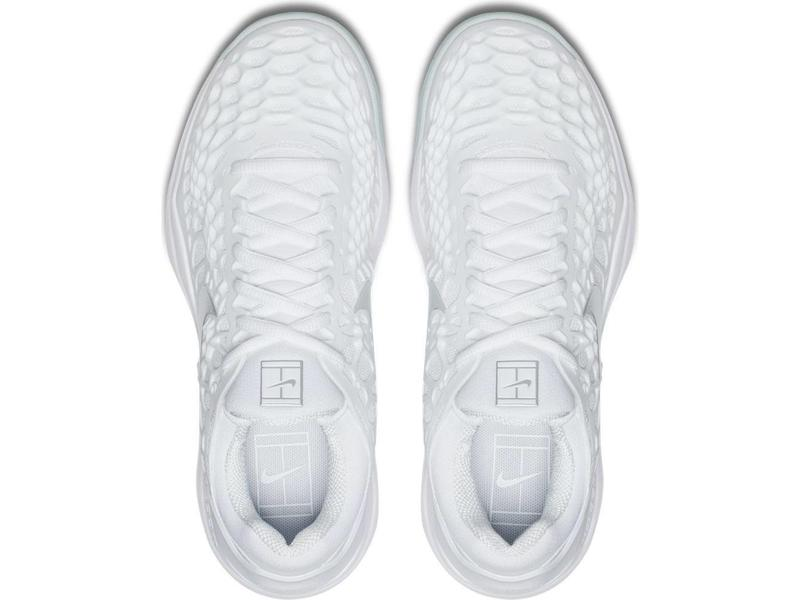 Nike Zoom Cage 3 HC White/Platinum Women's Shoe