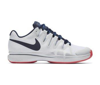Nike Women's Zoom Vapor 9.5 Tour White/Binary Blue